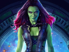 Guardians of the Galaxy: Zoe Saldana is a stealth assassin in new clip