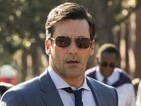 Jon Hamm stars as sports agent JB Bernstein in an affable and undemanding drama.