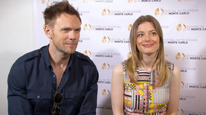 Joel McHale & Gillian Jacobs on Communty axe and future