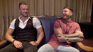 Geordie Shore's new blood Kyle and Aaron take Digital Spy's Naked Truth quiz.