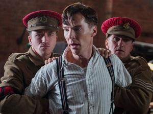 Benedict Cumberbatch as Alan Turing in The Imitation Game (2014)