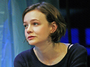 Carey Mulligan as Kyra Hollis in Skylight at Wyndham's Theatre