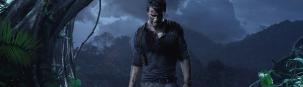 Uncharted 4 PS4 artwork