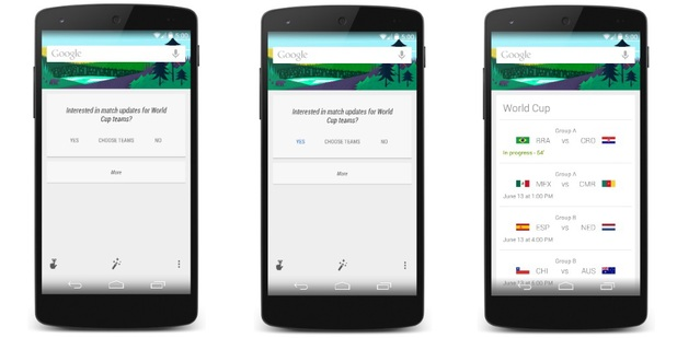 Google teaser possibly hinting at Android 5.0