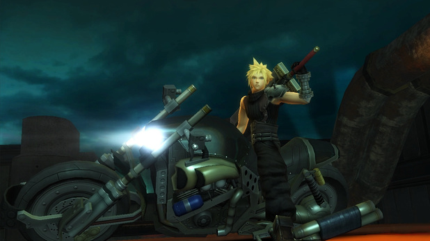 Final Fantasy VII G-Bike coming to iOS and Android