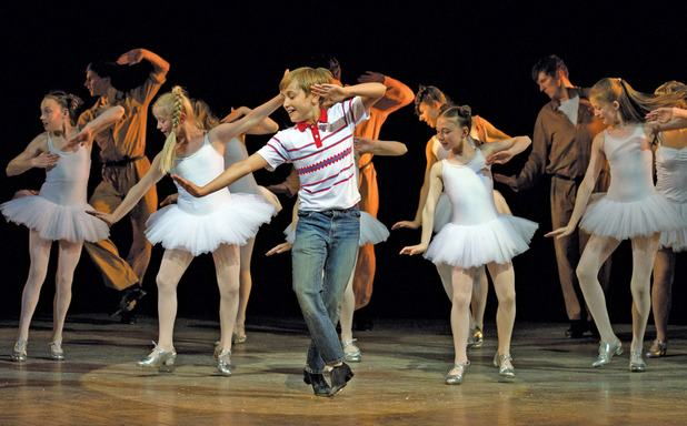 Billy Elliot the Musical at the Victoria Palace Theatre