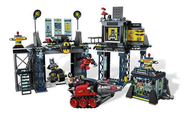 Batman Lego Bat Cave