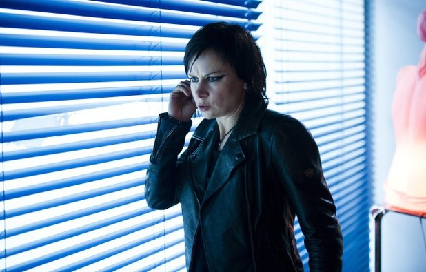 "Mary Lynn Rajskub as Chloe in 24: Live Another Day episode 7 - ""5:00PM - 6:00PM"""