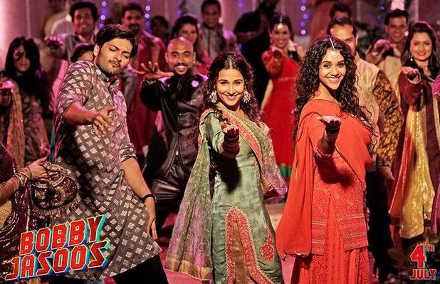 Bobby Jasoos still