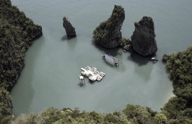 The Archipelago Cinema, Thailand