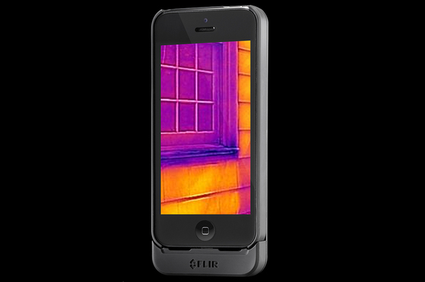 Flir One case for iPhone