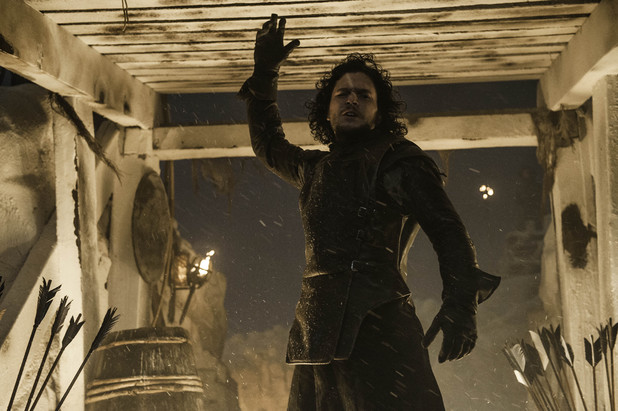 Jon Snow (Kit Harington), Game of Thrones s04 e09
