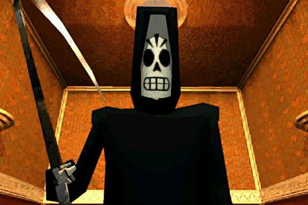 Screenshot from Grim Fandango