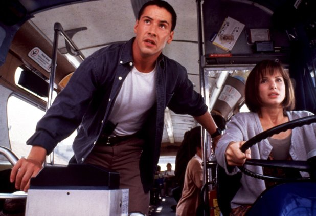 'Speed' film - 1994 'Speed' - Keanu Reeves, Sandra Bullock 1994 Categories