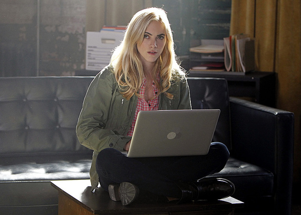 Emily Wickersham in NCIS
