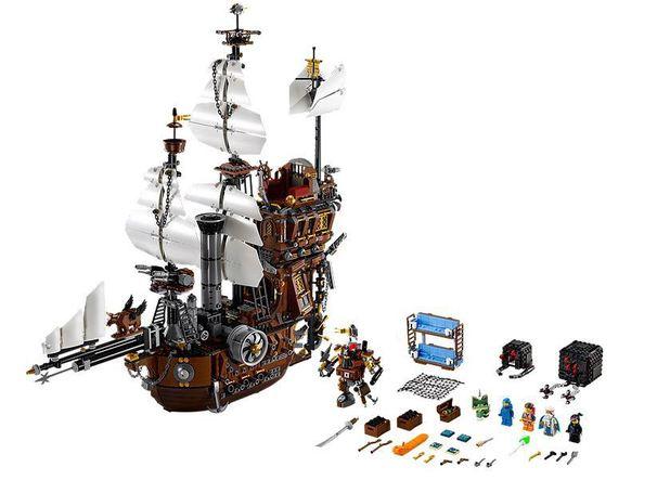 The Lego Movie lego set