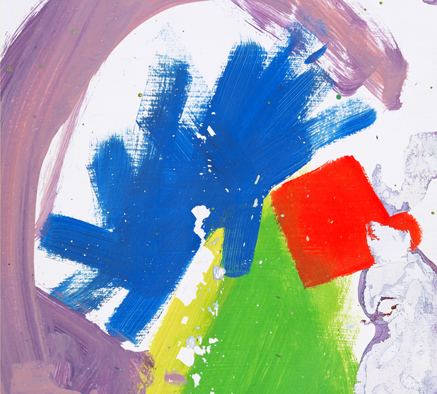 Alt-J 'This Is All Yours' album artwork.