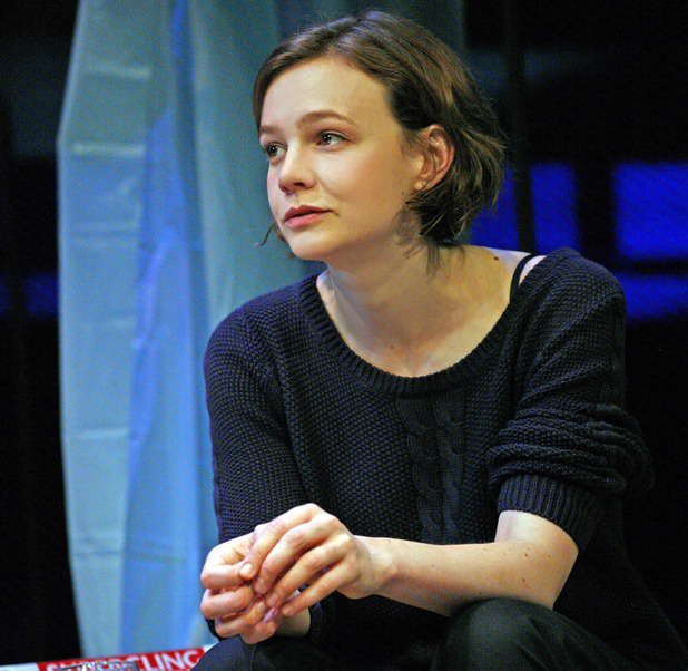 Carey Mulligan as Kyra Hollis in Skylight at Wyndham's Theatre