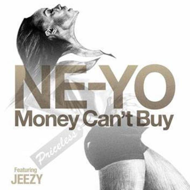 Ne-Yo 'Money Can't Buy' artwork
