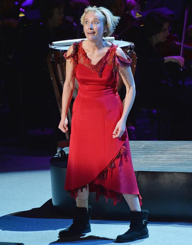 Emma Thompson in 'Sweeney Todd: The Demon Barber of Fleet Street'