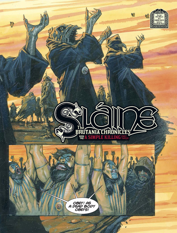 Sláine - A Simple Killing
