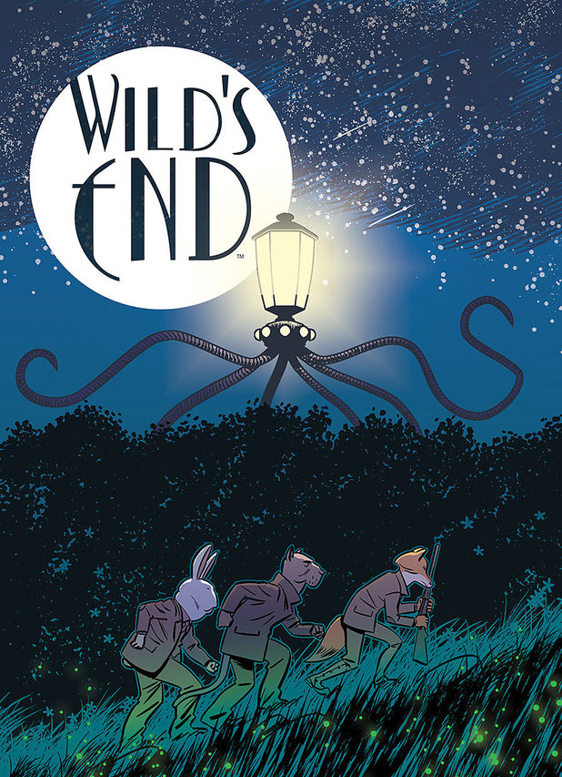Abnett and Culbard's Wild's End