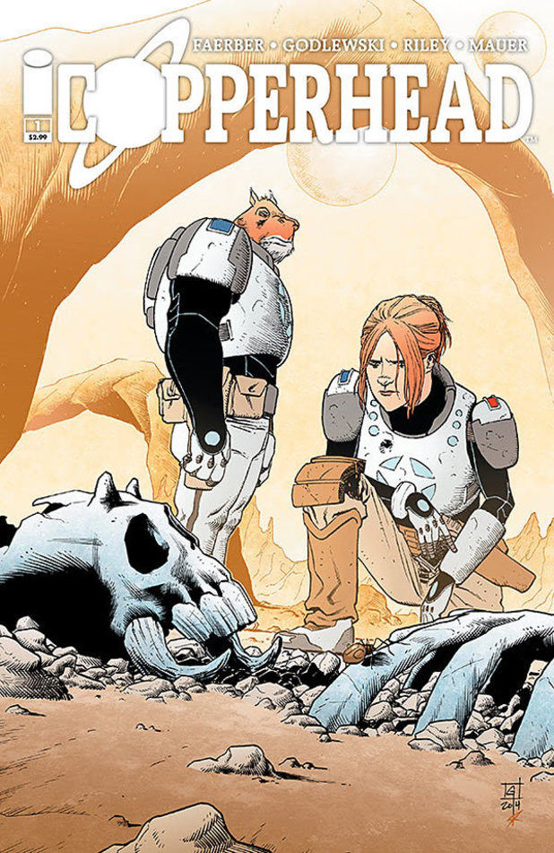 Copperhead #1