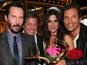 Bullock reunites with Hugh Grant, Keanu