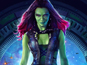 See Zoe Saldana as Gamora in GOTG clip