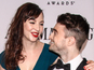 Daniel Radcliffe, Erin Darke together at Tonys