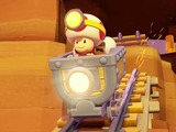 Captain Toad: Treasure Tracker trailer screengrab