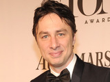 Zach Braff arriving at the 68th Annual Tony Awards 2014