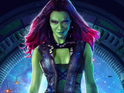 Gamora is the subject of the latest Guardians of the Galaxy poster.