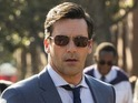 Mad Men star Hamm plays sports agent JB Bernstein in Million Dollar Arm.