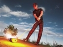 Gameplay footage showcases a new Battlefield-inspired golf course.