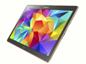 Samsung reveals its new tablet with the company's usual razzmatazz...