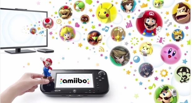 Nintendo's Amiibo interactive toy line