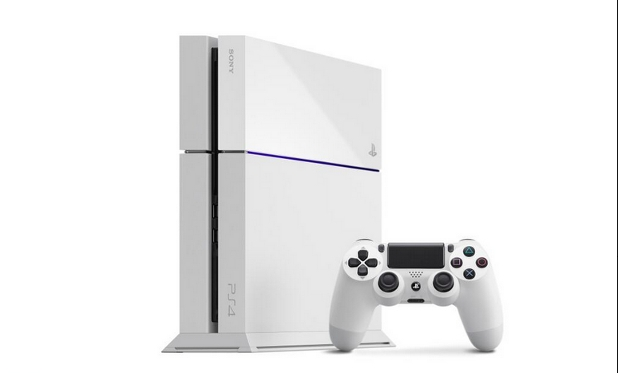White PS4 releasing with Destiny