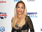 Rita Ora used earpiece on 50 Shades of Grey to stop forgetting lines