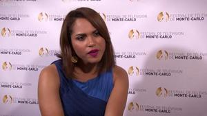 Monica Raymund talks 'Chicago Fire'