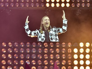 Capital FM Summertime Ball 2014: David Guetta