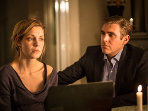 Charlotta Jonsson & Leonard Terfelt in Wallander episode 6: The Sad Bird