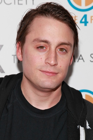 NEW YORK, NY - MAY 03: Actor Kieran Culkin attends The Cinema Society & Phase 4 Films screening of 'Hick' at the Crosby Street Hotel on May 3, 2012 in New York City. (Photo by Charles Eshelman/FilmMagic)