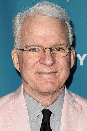 LOS ANGELES, CA - MARCH 22: Actor Steve Martin attends the Backstage at the Geffen annual fundraiser at Geffen Playhouse on March 22, 2014 in Los Angeles, California. (Photo by Jason LaVeris/FilmMagic)