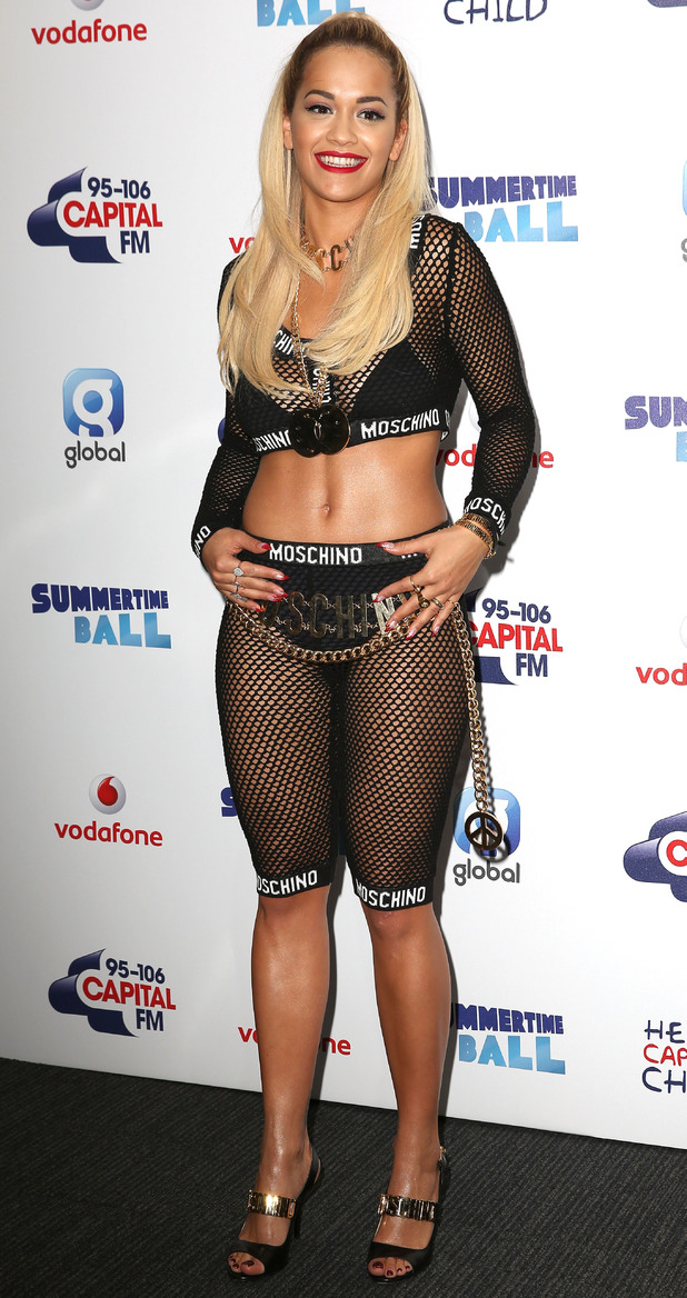 Capital FM Summertime Ball 2014: Rita Ora