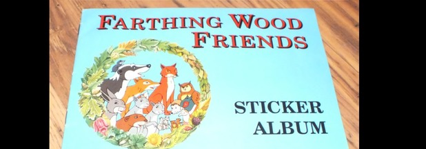 Animals of Farthing Wood stickers
