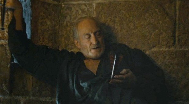 Tywin death in Game of Thrones