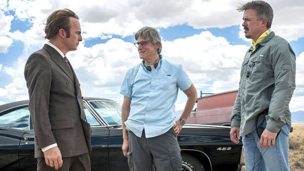 Breaking Bad spinoff Better Call Saul first official picture