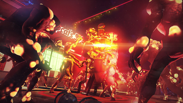 Sunset Overdrive from Insomniac Games is exclusive to Xbox One