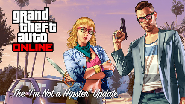 GTA Online 'I'm not a Hipster' update